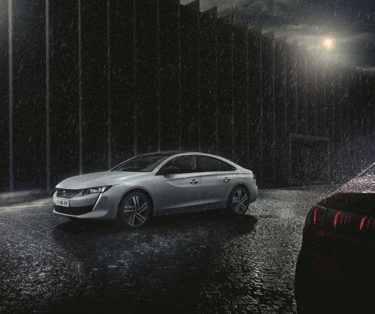 Peugeot 508 Hybrid Agosto 2020 02
