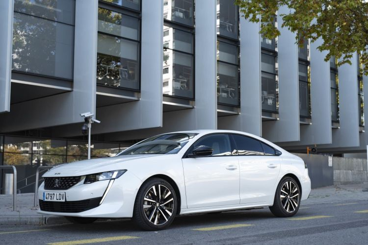 Peugeot 508 Phev Oferta Renting Abril 2021 Frontal 04
