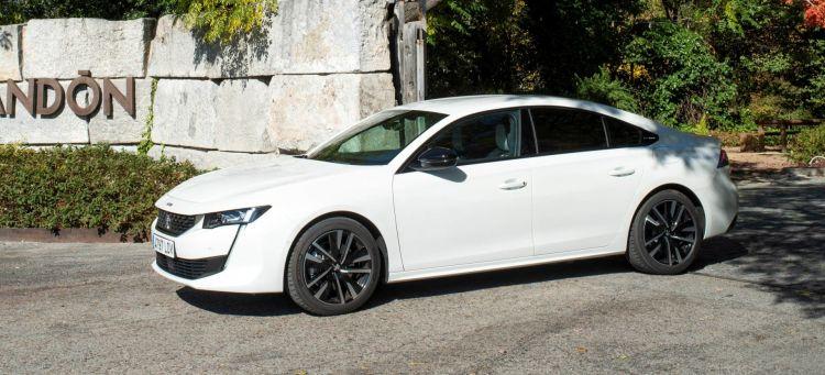 Peugeot 508 Phev Oferta Renting Abril 2021 Portada