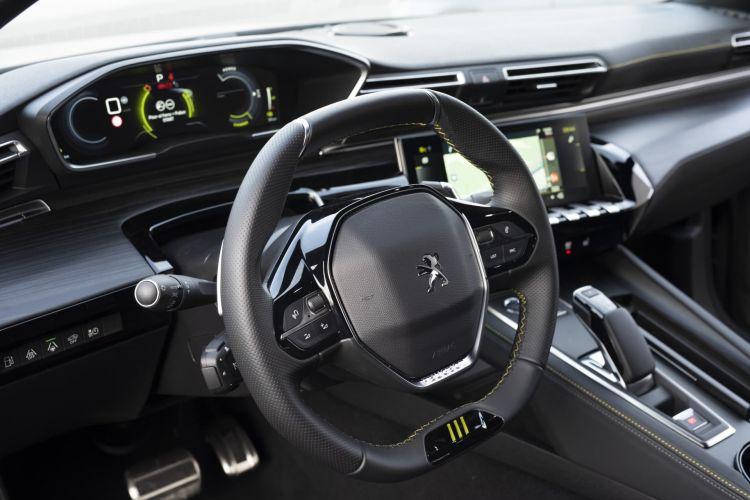 Peugeot 508 Pse Test 30