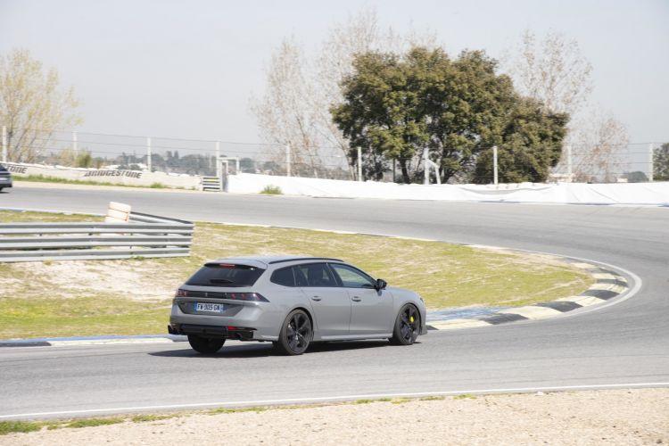 Peugeot 508 Pse Test 69