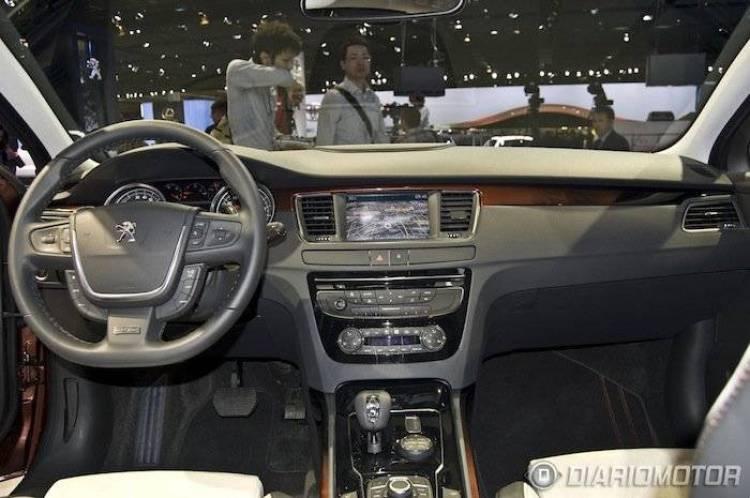 Peugeot 508 RXH en el Salón de Frankfurt