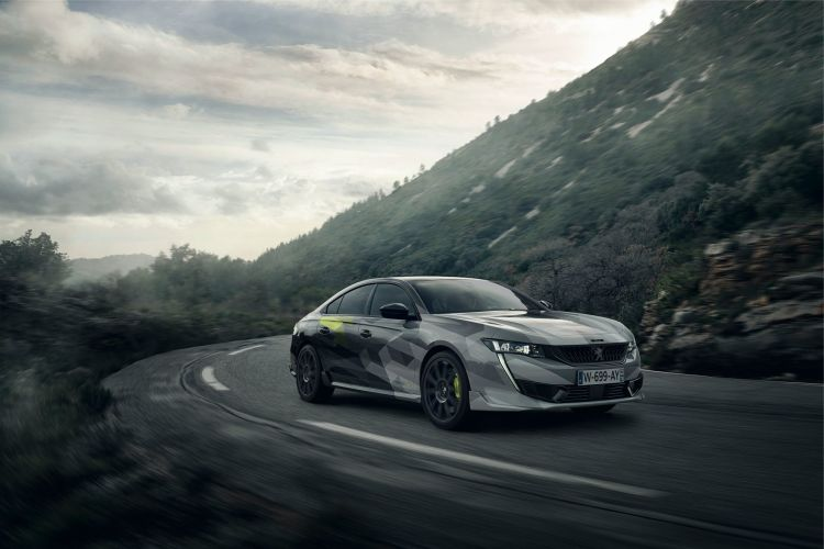 Peugeot 508 Sport Engineered Hibrido Dm 1