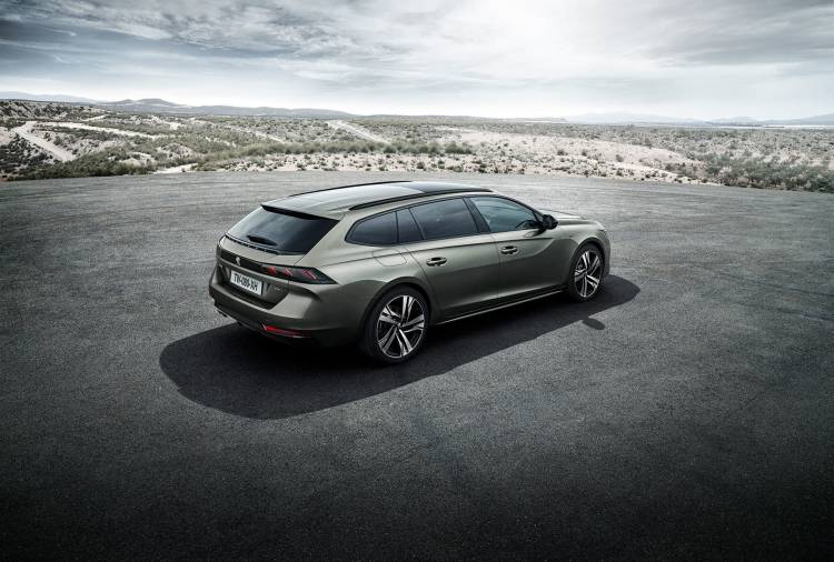 Peugeot 508 Sw 2019 04
