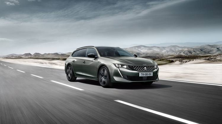 Peugeot 508 Sw First Edition 2019 05