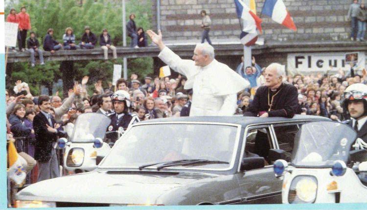 Peugeot 604 Limousine Papa Juan Pablo 01