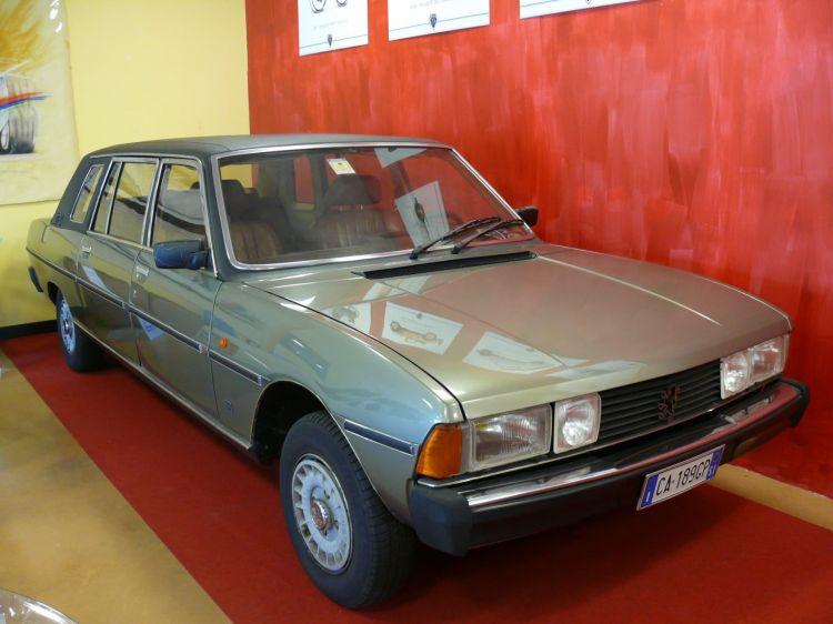 Peugeot 604 Limousine Papa Juan Pablo 02