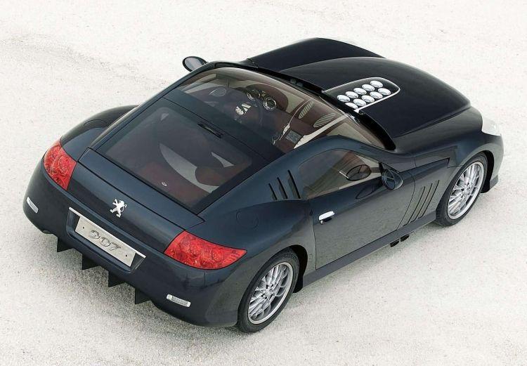 Peugeot 907 2004 0921 002