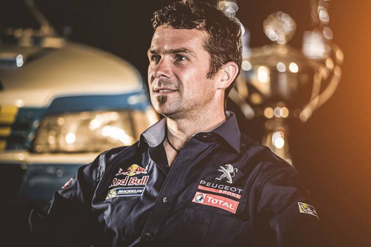 Peugeot Dakar 2015