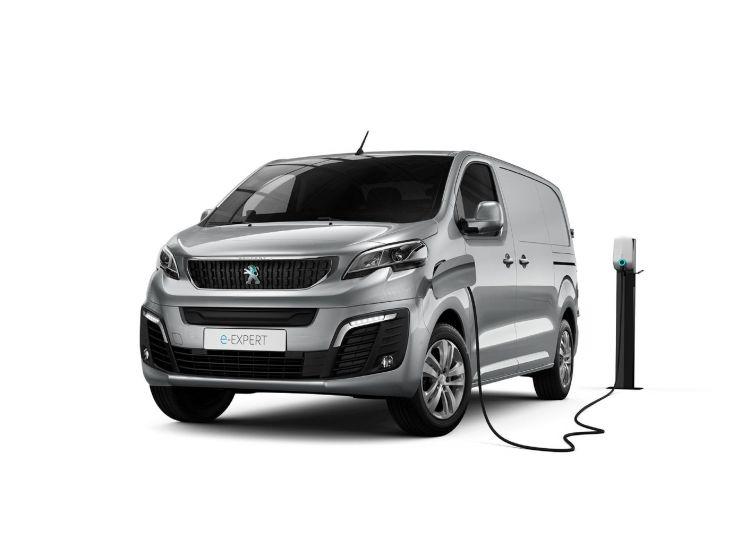 Peugeot E Expert 2020 2