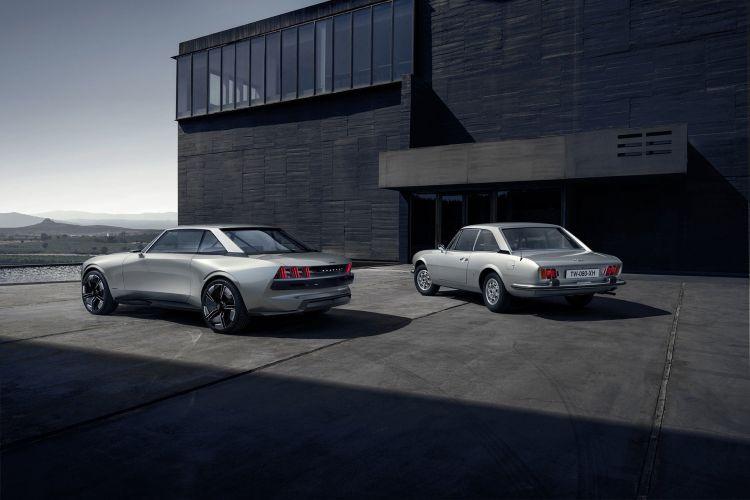 Peugeot E Legend Exterior 04