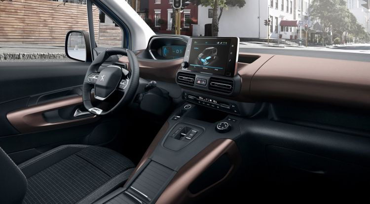 Peugeot E Rifter 2021 8
