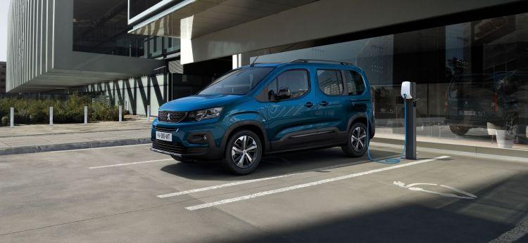 Peugeot E Rifter 2021 P