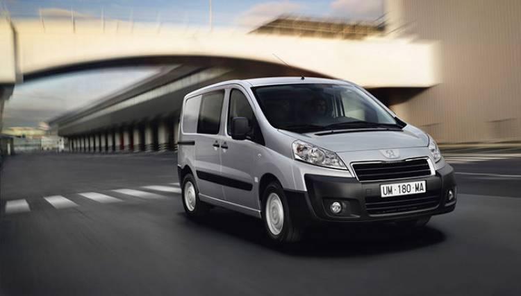 Citroën Jumpy y Peugeot Expert