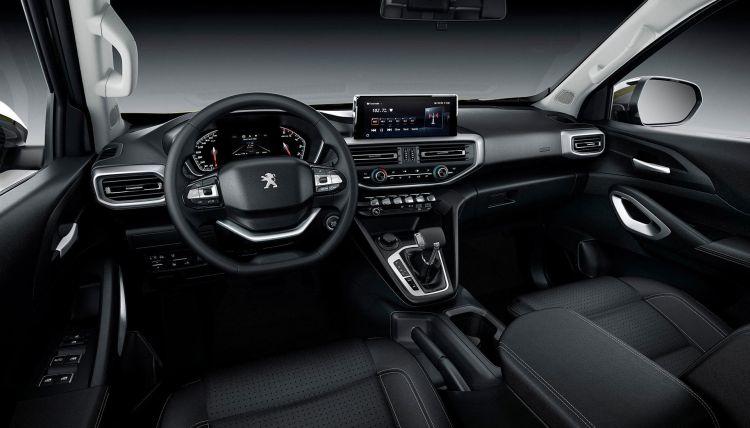 Peugeot Landtrek 2020 Pick Up 4x4 09