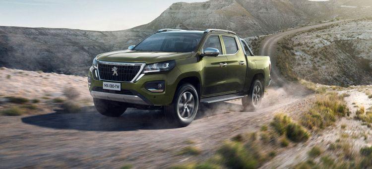 Peugeot Landtrek 2020 Pick Up 4x4 24