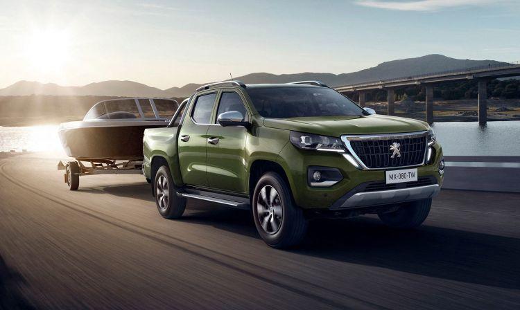 Peugeot Landtrek 2020 Pick Up 4x4 28