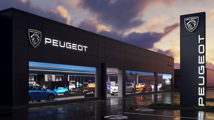 Peugeot Nuevo Logo 2021 8
