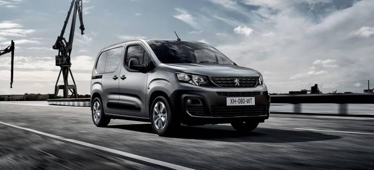 Peugeot Partner 2018 01