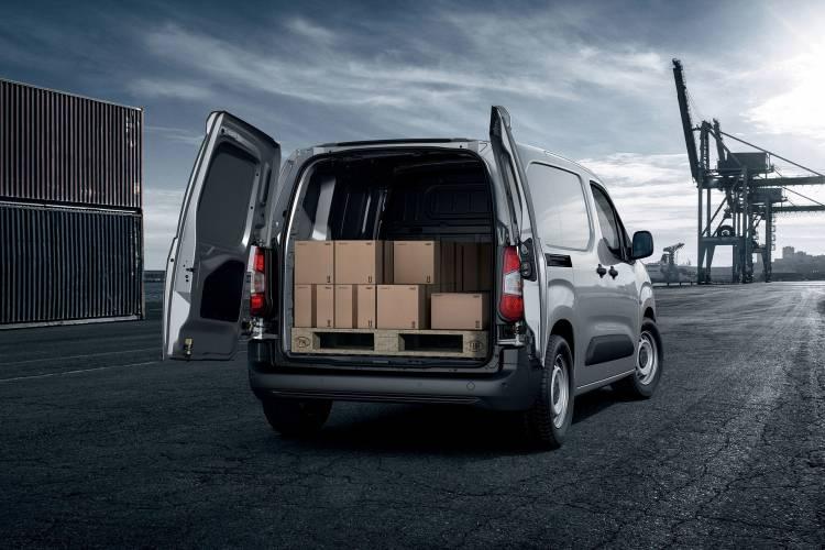 Peugeot Partner 2018 15