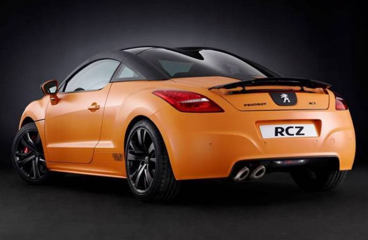 Peugeot RCZ Arlen Ness, inspiración en las dos ruedas
