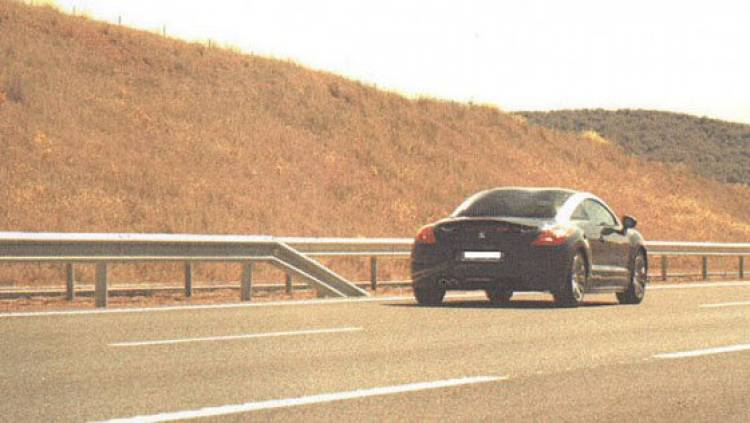 Multa Peugeot RCZ