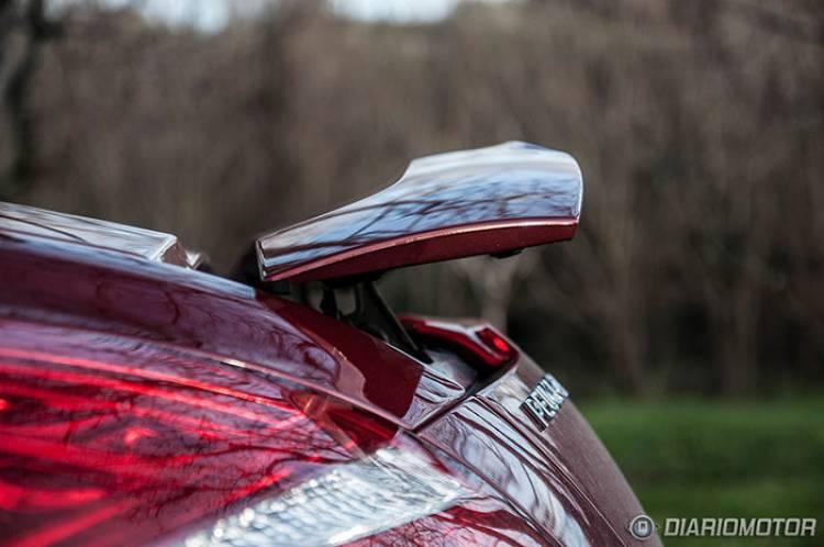 Presentación del Peugeot RCZ 1.6 THP 200 CV