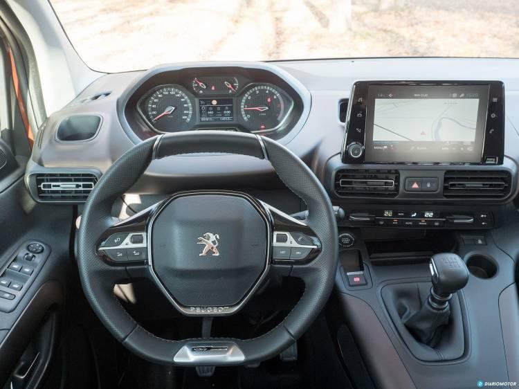 Peugeot Rifter Cuadro De Mandos  00007