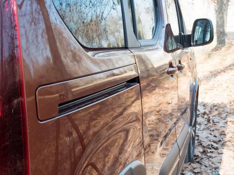 Peugeot Rifter Exterior  00001