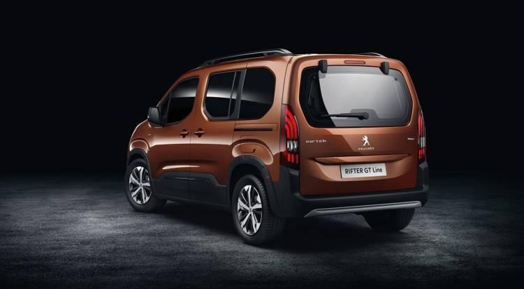 Peugeot Rifter Ficha 0718 010
