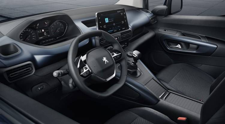 Peugeot Rifter Ficha 0718 011
