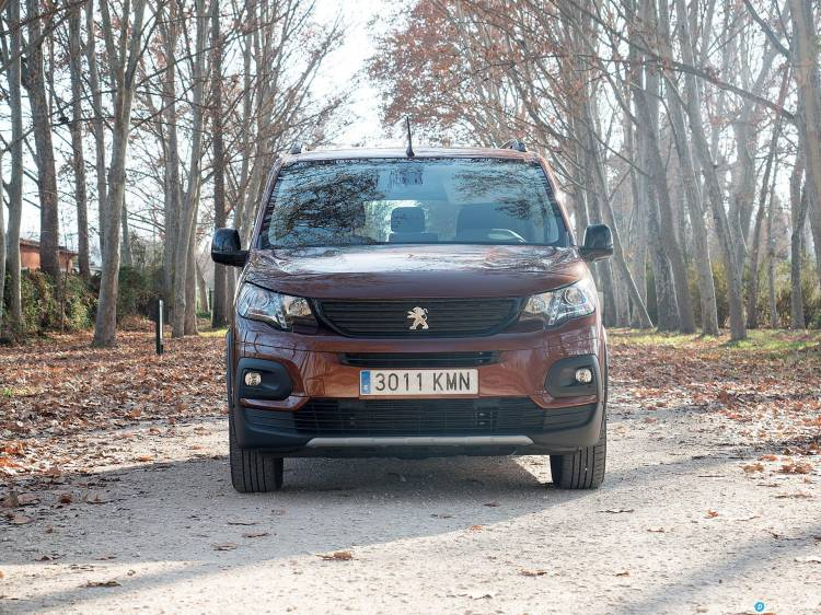 Peugeot Rifter Frontal  00002