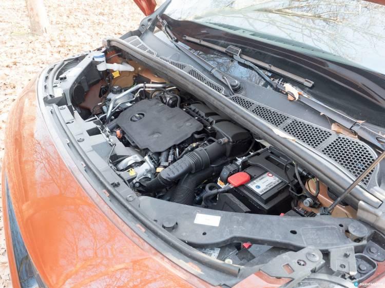 Peugeot Rifter Motor  00008