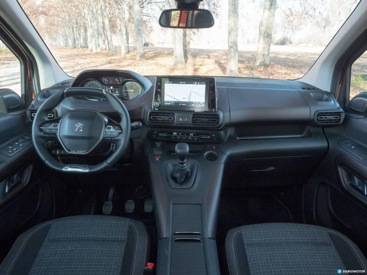 Peugeot Rifter Salpicadero  00003