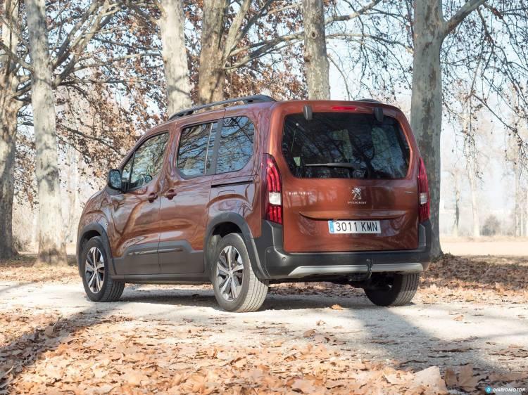 Peugeot Rifter Trasera  00001