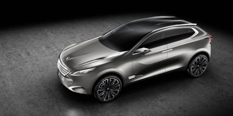 Peugeot 6008, lo veremos en 2015 con un V6