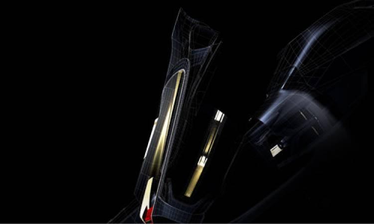 Teasers del supuesto Peugeot HR1 Concept