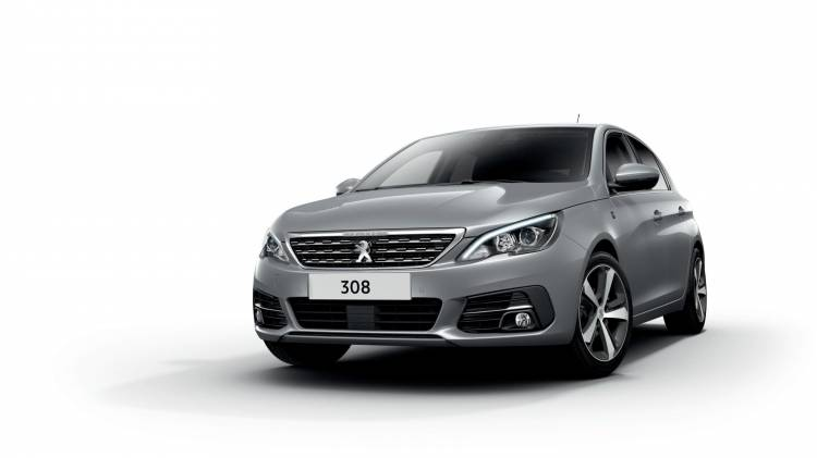 Peugeot 308 2018 Berline Tech Edition Fr