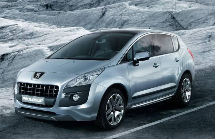 Peugeot PROLOGUE...