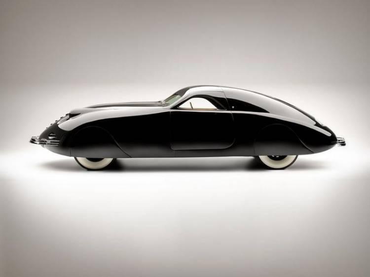 Phantom Corsair, una obra maestra inédita de los años 30