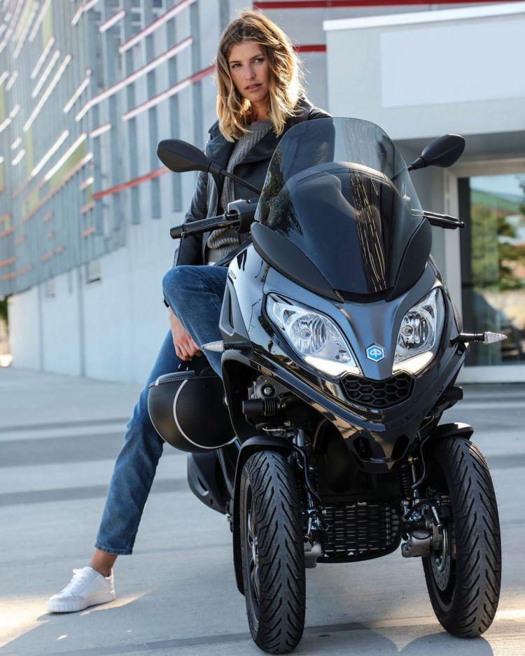 Piaggio Mp3 Scooter 3 Ruedas 06