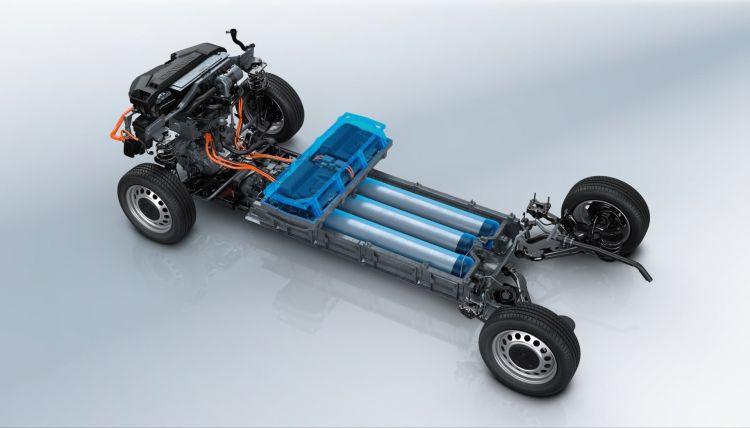 Pila De Combustible Hidrogeno Verde Peugeot E Expert