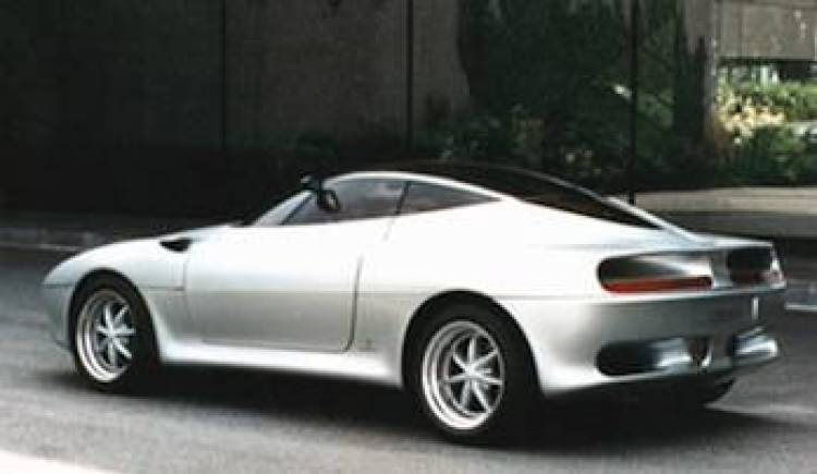 Pininfarina Chronos