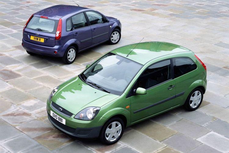 Plan Ayudas Coche Nuevo 2020 Coches Antiguo Ford Fiesta 2007