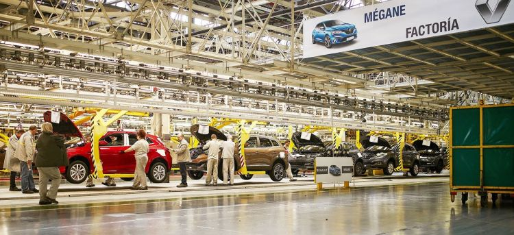 Plan Ayudas Coche Nuevo 2020 Coches Fabrica Renault Palencia