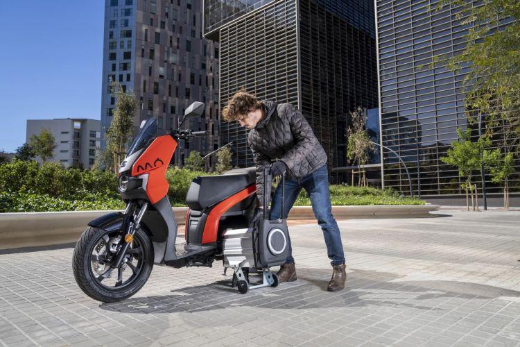 Plan Moves Ii Motos Electricas Seat Mo Escooter 125 10