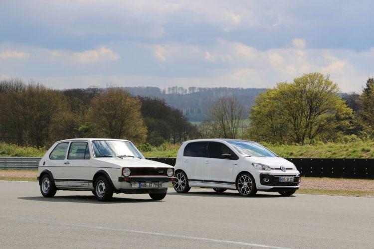 Der Neue Volkswagen Up! Gti