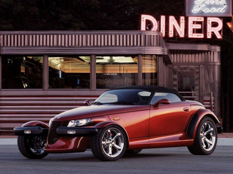 Plymouth Prowler Anos 90