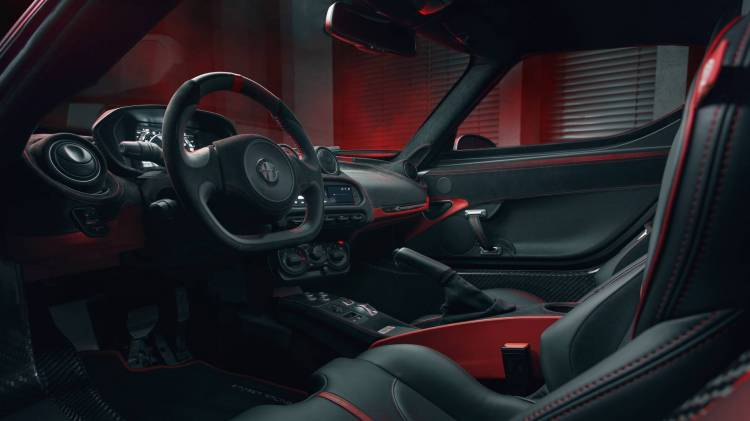 Pogea Racing Alfa Romeo 4c Dm 7