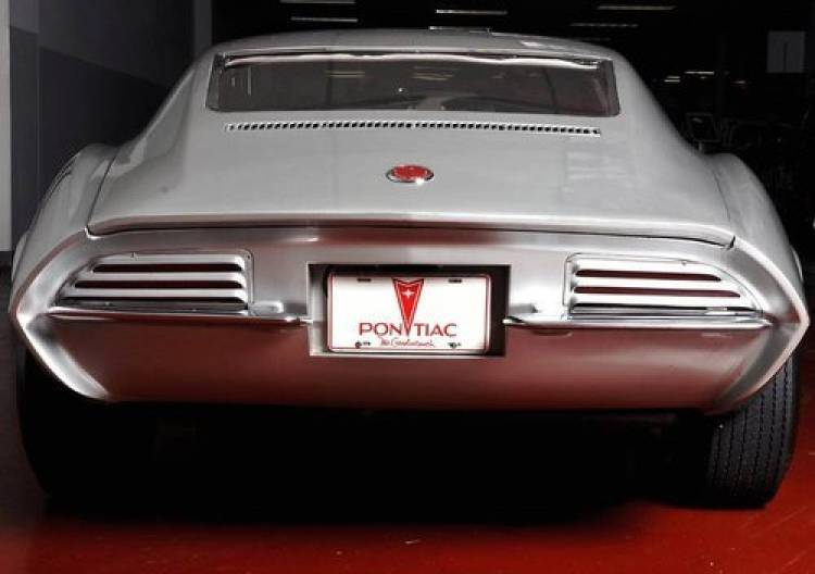 1964 Pontiac XP-833 Banshee Coupé, el otro Corvette sale a subasta